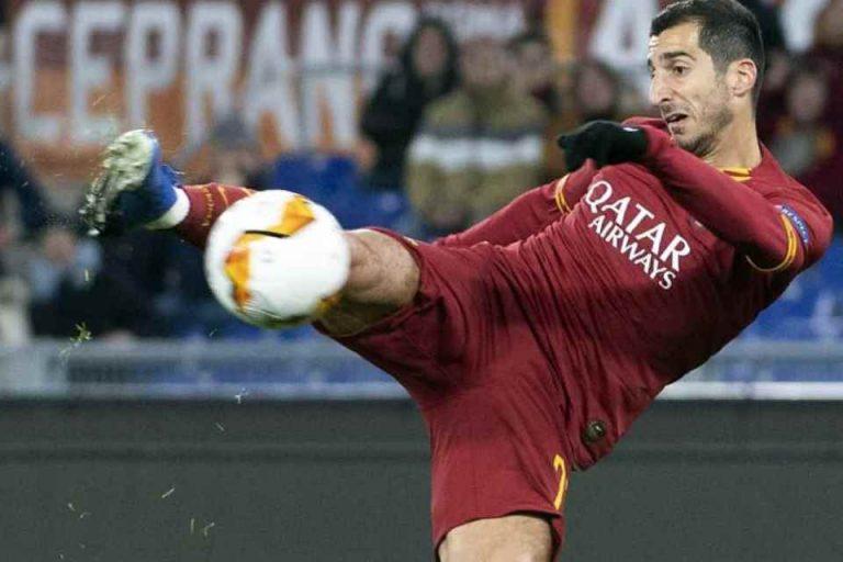 Arteta Senang Andai Roma Permanenkan Mkhitaryan, Begini Penjelasannya