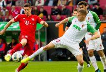 Bayern Munchen Vs Augsburg