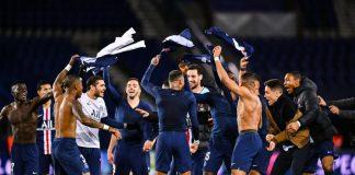 PSG Dedikasikan Titel Juara Ligue 1 Musim Ini Untuk Para Petugas Medis