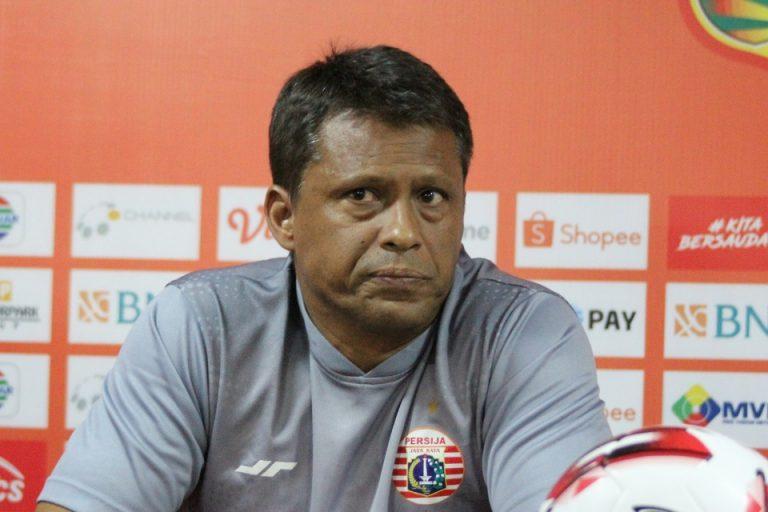 Pelatih Persija Dukung Kompetisi Diliburkan Karena Suspect Corona