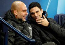 Terkuak Sudah Harapan Guardiola kepada Arteta
