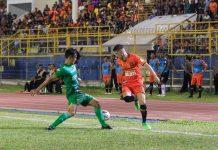 Persiraja Lakukan Evaluasi Permainan Sebelum Lawan Madura United