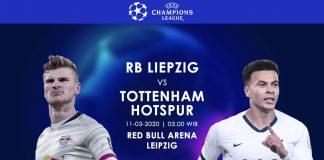 Prediksi RB Leipzig Vs Tottenham Rekor Jeblok The Lilywhites di Laga Away