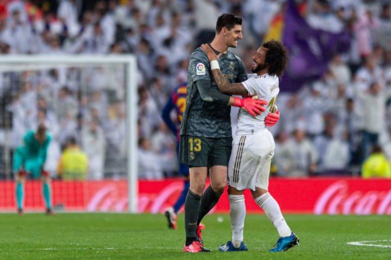 Real Madrid Kehilangan Dua Pemain Penting