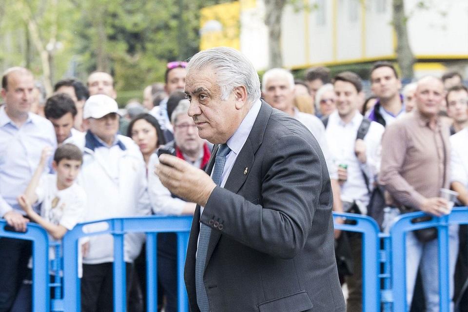 Real Madrid Berduka, Mantan Presidennya Meninggal Dunia Akibat Terinfeksi Virus Corona