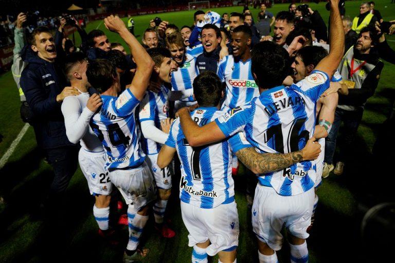 Lolos Babak Final Copa del Rey, Pelatih Real Sociedad Berikan Kalimat Berkelas!