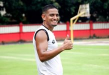 Renan Silva Bhayangkara FC