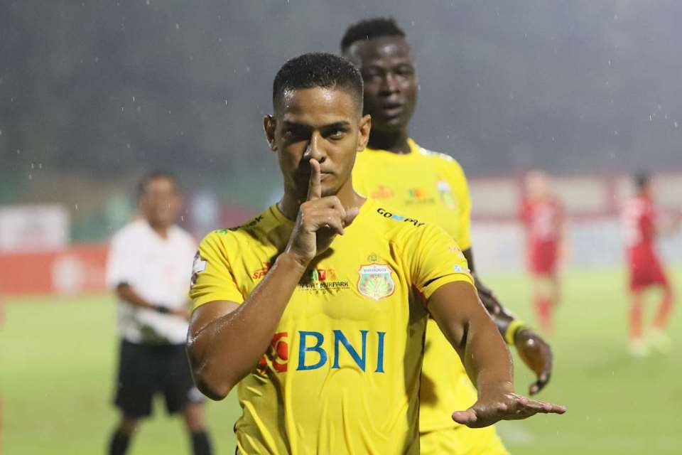 Pandemik Corona Buat Bintang Bhayangkara FC Dilema