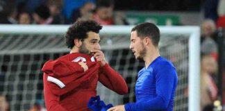 Rio Ferdinand Sebut Salah Lebih Komplit Ketimbang Hazard