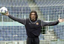 Rustu Recber Barcelona