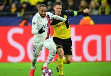 Sah! Duel PSG vs Dortmund Digelar Tanpa Penonton