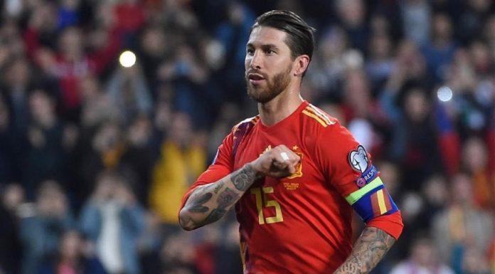 Sebagai Eks Pelatih Barcelona, Luis Enrique Akui Sangat Kagumi Sergio Ramos