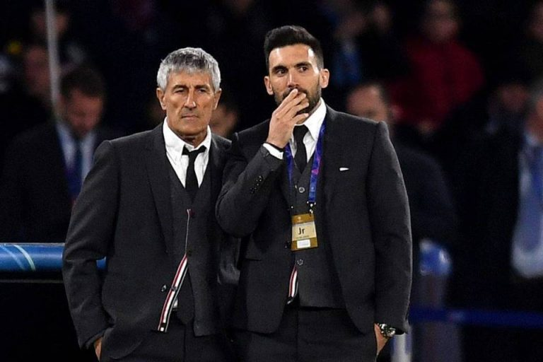 Semprot Griezmann, Asisten Pelatih Quique Setien Dibenci Messi Cs