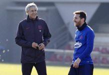 Setien Messi