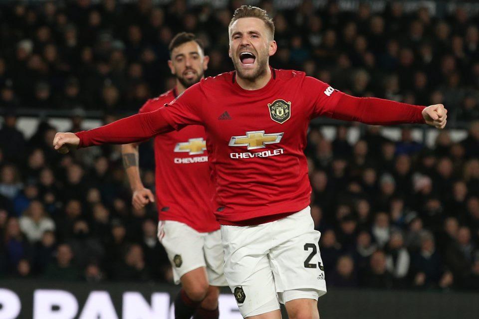 Shaw Optimis Man United Bakal Tembus Empat Besar
