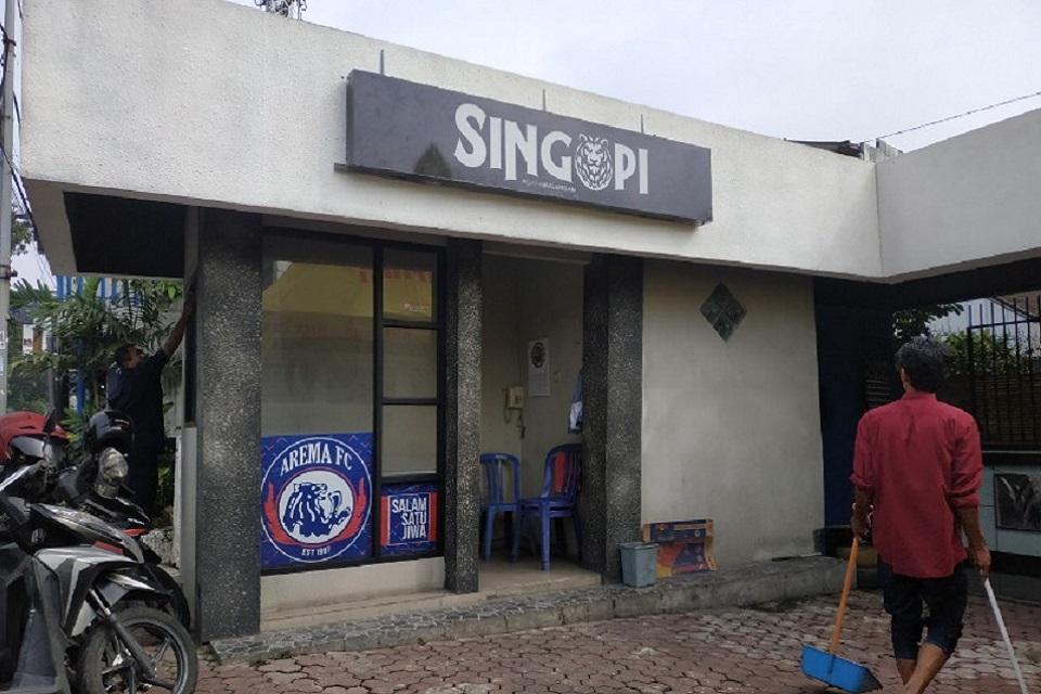 Manajemen Arema FC Mulai Jajal Bisnis Tren di Malang