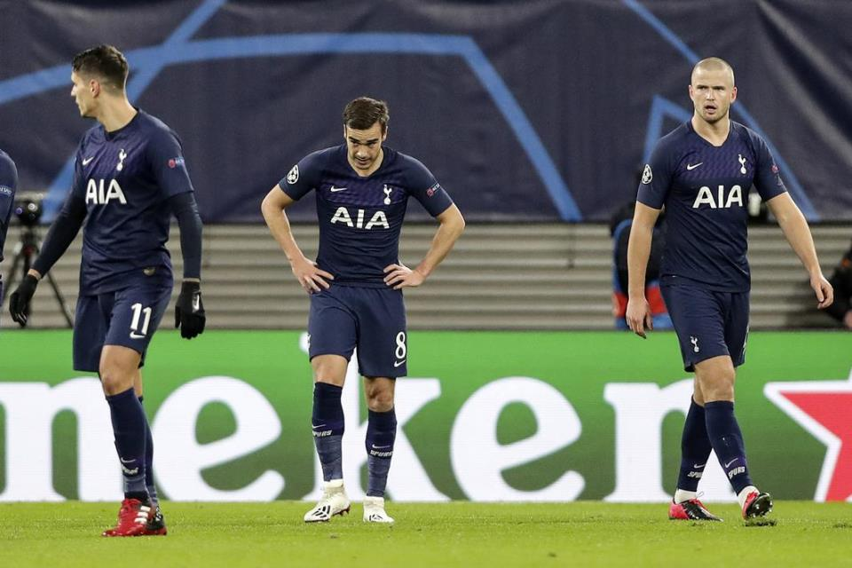 Spurs Tersingkir, Ada Yang Salah Dengan Mentalitas