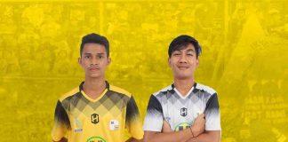 Subhan Fajri dan Yogi Hermawan Garuda Select