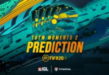 Prediksi Team of the Week Momen 2 FIFA 20 yang Sulit Ditebak!