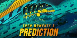 Predator Top Masuk ke dalam Team of the Week Moment 3