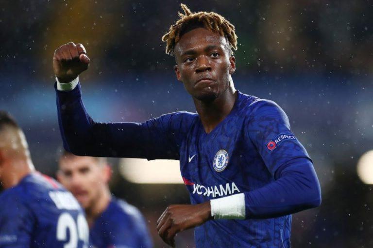 """Keyakinan Besar Abraham Untuk Menghapus """"Kutukan"""" Nomor 9 di Chelsea"""
