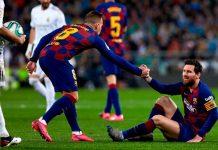 Tampil Inkonsisten, Rekor Tandang Barcelona Musim Ini Jeblok
