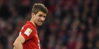 Thomas Muller Bayern Munchen