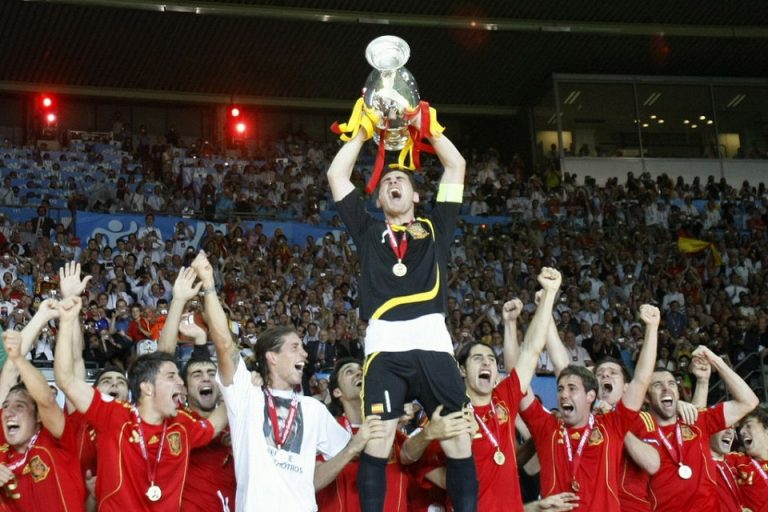 Tiki Takanya Guardiola Buat Timnas Spanyol Sukses Taklukkan Dunia