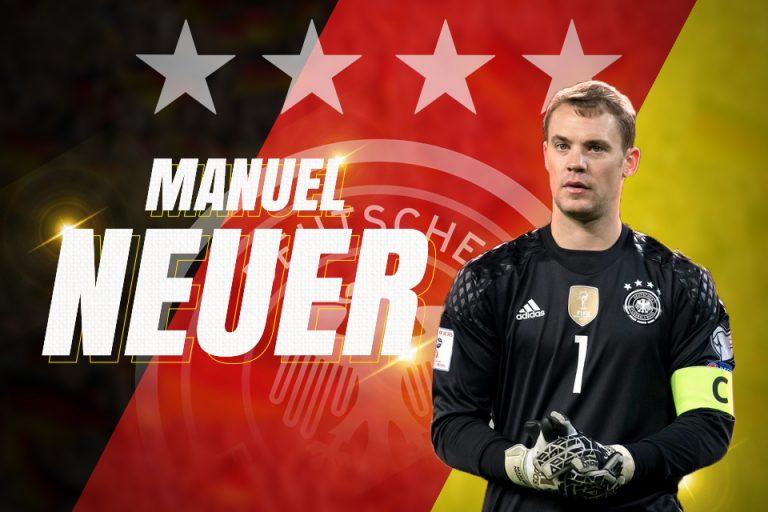 Obrolan VIGO: Manuel Neuer, Kiper Kebanggaan Timnas Jerman