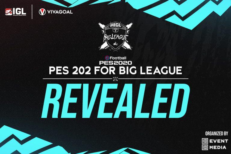 Enam Nama dari Divisi PES Online Melaju ke Big League IGL!