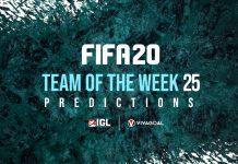 Prediksi Pekan ke-25 Team of the Week FIFA 20 yang Penuh Kejutan