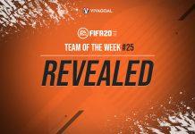 Nama Besar yang Tersemat di Team of the Week FIFA 20 Pekan ke-25