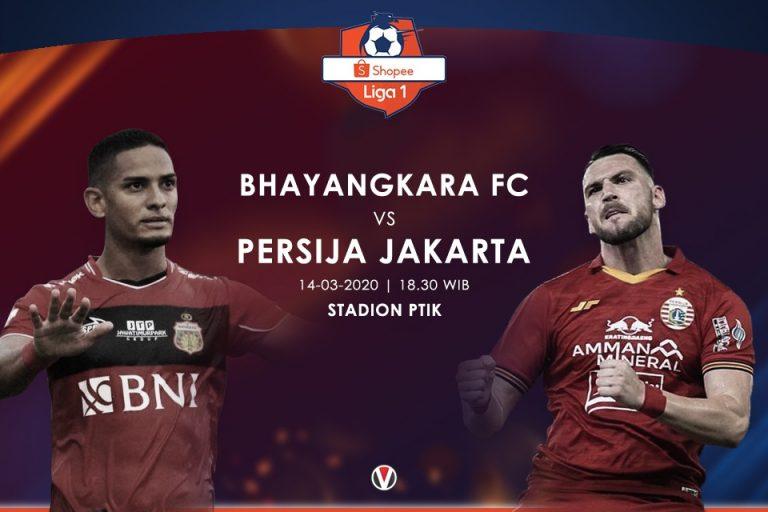 Prediksi Bhayangkara Vs Persija: Laga Panas Derby Jakarta