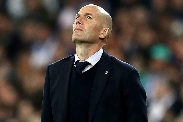Zidane Menyimpan Mimpi Tuk Bisa Bermain Dengan Pemain Satu Ini, Siapa?