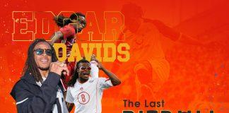 Obrolan Vigo Edgar Davids: Pitbull Terakhir dalam Dunia Sepakbola
