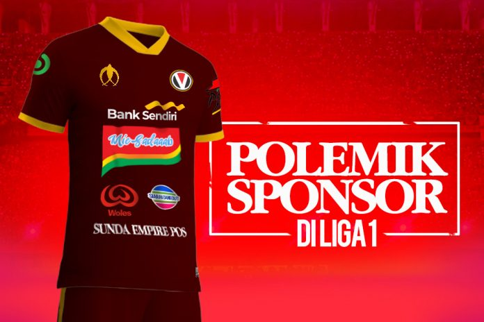Obrolan Vigo: Polemik Sponsor di Liga 1 2020