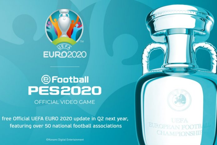 Campaign UEFA EURO 2020 eFootball PES dimulai Hari Ini!