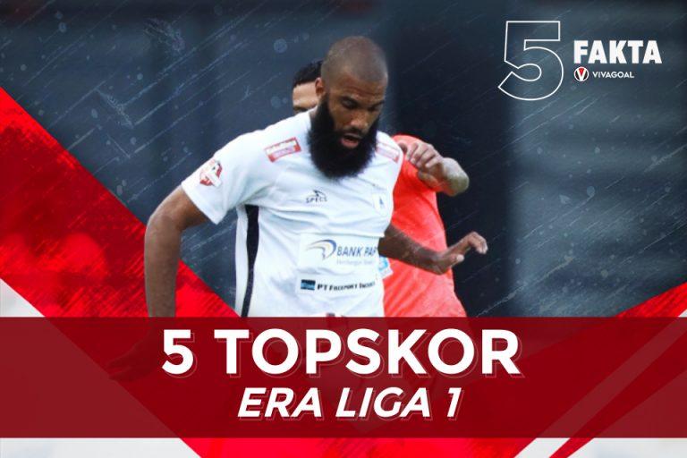 5 Bomber Tajam di Indonesia Sejak Era Liga 1
