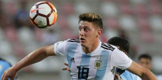 Wonderkid Argentina Diperebutkan Raksasa Serie A dan LaLiga