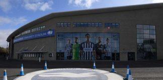Stadion Tim Kuda Hitam Inggris Siap Dijadikan Tempat Tes COVID-19