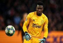 Andre Onana Siap Tinggalkan Ajax Amsterdam