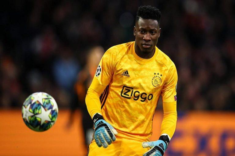 Andre Onana Tinggalkan Ajax Amsterdam Demi Tim Inggris?