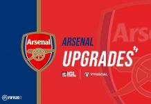 Tiga Pemain Arsenal Alami Upgrade di FIFA 20!