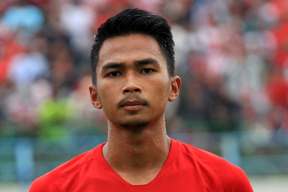 Bagas Adi Nugroho Timnas Indonesia