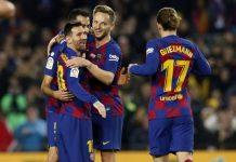Andai LaLiga Dihentikan, Barcelona Harus Juara!