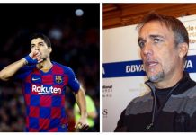 Diidolai Suarez, Legenda Argentina Buka Suara