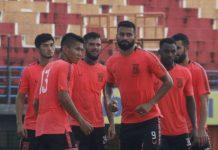 Kompetisi Kembali Bergulir, Asisten Pelatih Borneo Fokuskan Fisik Pemain