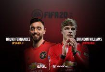 Sepasang Debutan Baru United Alami Upgrade dan Downgrade di Game FIFA 20