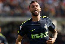 Brozovic Inter Milan