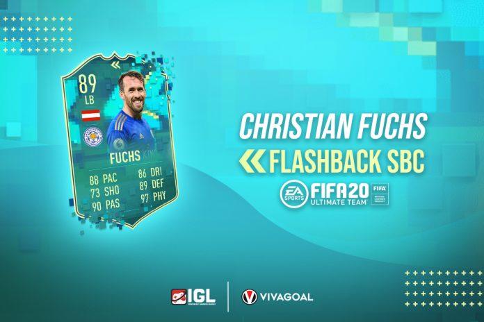 Bek Leicester Miliki Special Card Anyar di FIFA 20